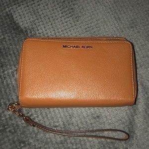 MIchael Kors wallet. Gently used.